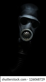 Hidden Gas mask reveal