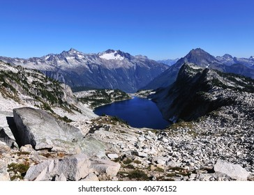 Hidden Lake Trail Lookout, North Cascades National Park