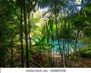 Hidden Pool Villa, Luxurious five star pool villa in Phuket Thailand