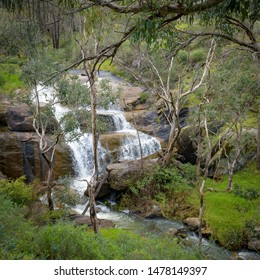 Hidden Waterfall in the Darling Ranges, South Western Australia No1