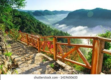 hiden paradise, from upper skys