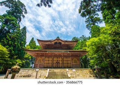 Hiei Mt. enryakuji temple,shiga,japan