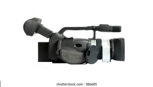 hi-end digital camcorder
