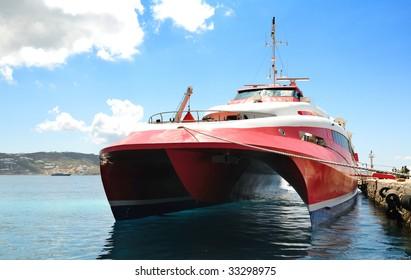 Hige Speed  Passenger Ship