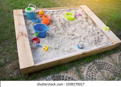 sandbox images stock photos vectors shutterstock. Black Bedroom Furniture Sets. Home Design Ideas