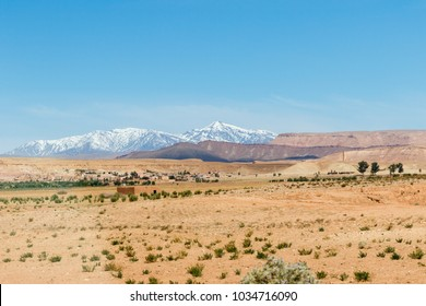 High Atlas also called the Grand Atlas Mountains is a mountain range in central Morocco in Northern Africa
