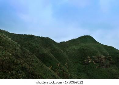 Hochklippe Berg und Meer Offshore