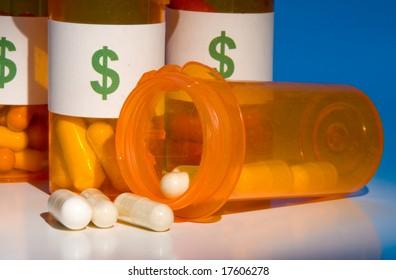 High Cost of Prescription Medication