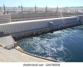 High Dam in Aswan