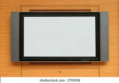 High definition plasma TV