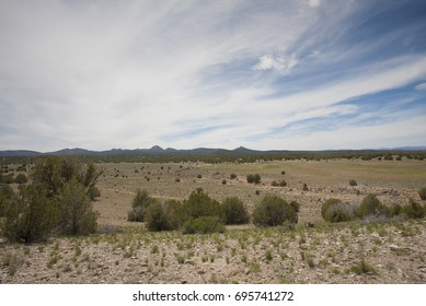 High desert in Arizona near the city of Prescott