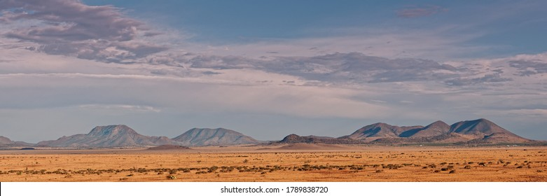 The High Desert of West Texas Beckons - The View from Fort Davis towards Alpine and Marfa
