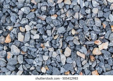 high detail granite rocks for construction.