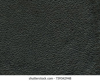 high detailed black leather texture, useful for background