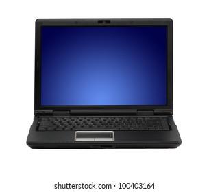 High detailed laptop
