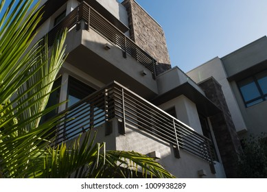 High end luxurious real estate properties and condominiums in Playa Vista, just outside of Los Angeles, California.