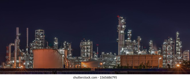 High energy petroleum refinery and production of oil for export Sold domestically and internationally