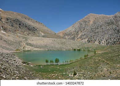 high glacial lakes have always been interesting. just like in antalya/elmali/ Gombe Yesilgöl (Green lake)...