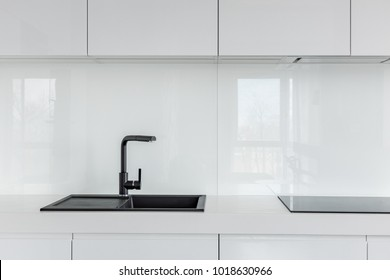 High Gloss Kitchen Images Stock Photos Vectors Shutterstock