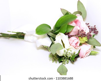 High Key Flower Bouquet