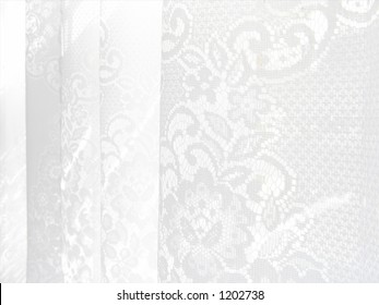 High Key Lace Pattern