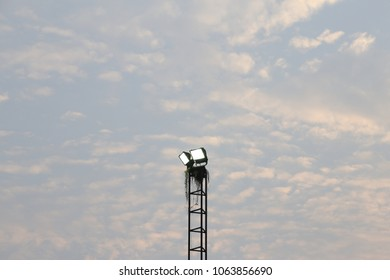 high lighting tower