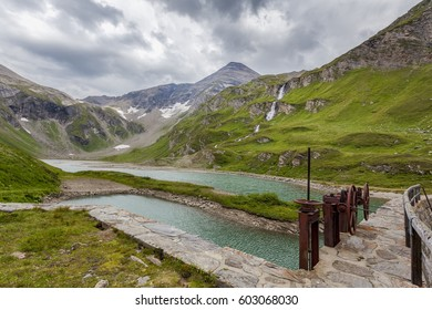 High mountain landscape - Alps, Austria