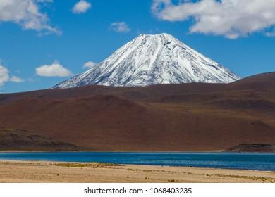 High plateau lagoons