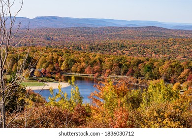 High Point State Park in Sussex, New Jersey