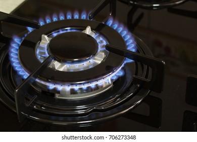 high power gas burner