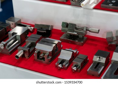 high precision vise for high accuracy machining of jig, fixture, die and mold.