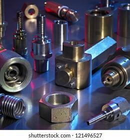 High Pressure Hose Components