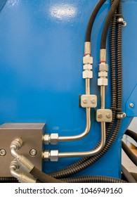 High pressure hydraulic connections