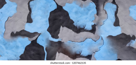 High quality 3d background. Abstract background with fingerprints made from Play Clay. Mosaic colored background.