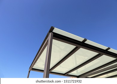 High quality canopy respectively carport