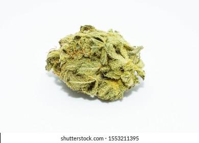 High quality image of Head Banger bud on white background