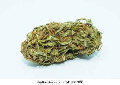 High quality image of Zkittlez bud