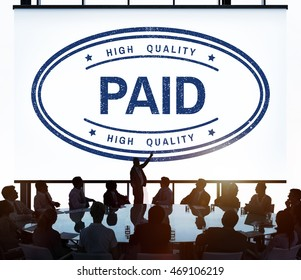 High Quality Premium Limited Value Graphic Concept - Shutterstock ID 469106219