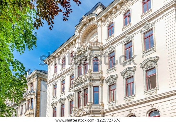 high quality, renovated old building in Germany