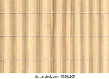 High quality texture of the wood mat, the high accuracy of the details