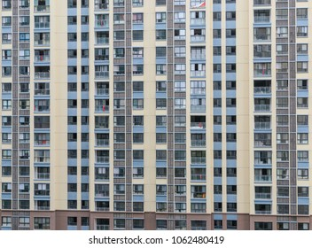 High residential building
