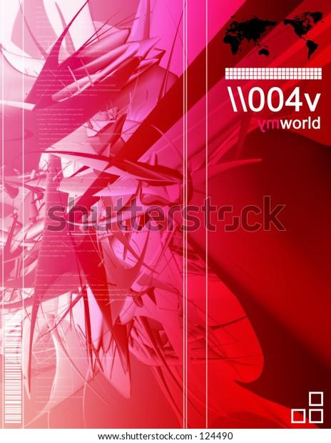 High resolution 3d illustration.
