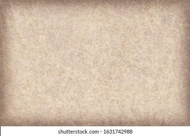 High Resolution Antique Parchment Vignette Grunge Texture