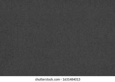High Resolution Black Recycled Striped Kraft Paper Texture