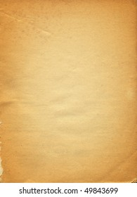 High resolution blank grunge old paper. Use as texture or background