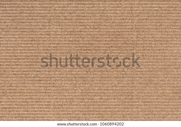 High Resolution Brown Recycled Corrugated Fiberboard Grunge Background Texture