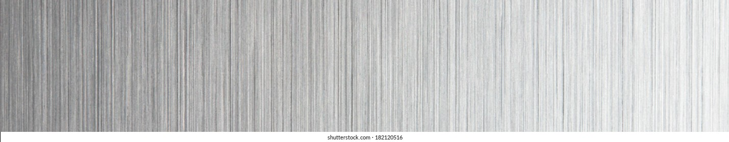 High resolution, brushed metal. Wide header dimension image. Sharp to the corners