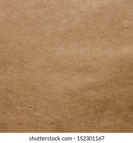High resolution cardstock with halftone. Designed grunge brown  recycled paper texture, background