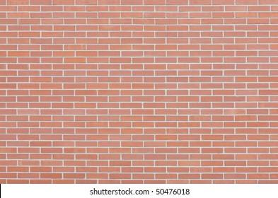 High resolution of a classical brickwork.