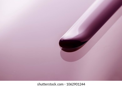 High resolution dark pink nail polish Abstraction background